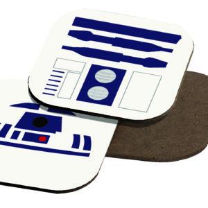 Sous-verre Star Wars - R2D2