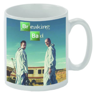 Mug Breaking Bad (série 4)