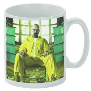 Mug Breaking Bad (série 5)