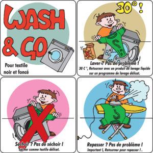conseils lavage tshirt