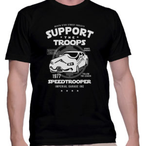 support the trooper