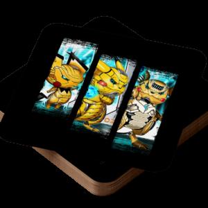 pikachu trio-