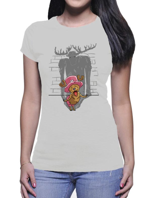 chopper t-shirt femme