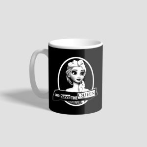 mug save the queen