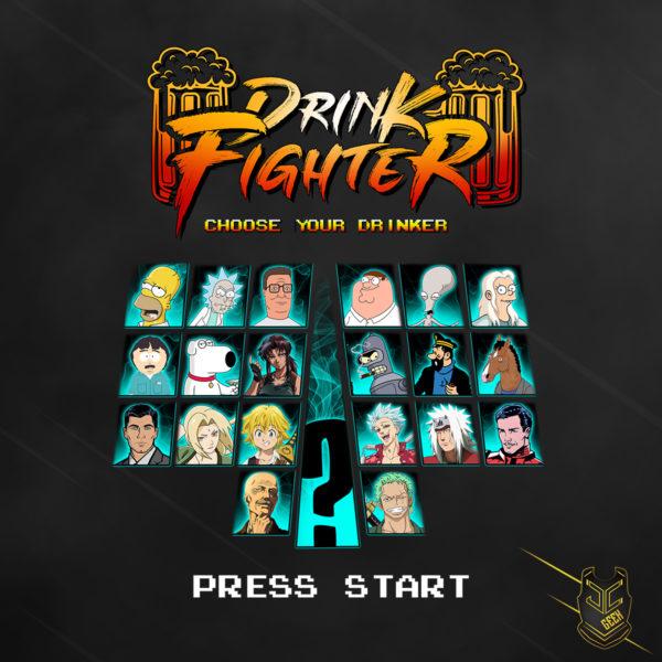 Drink Fighter